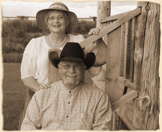 Greg and Sandra Waggoner