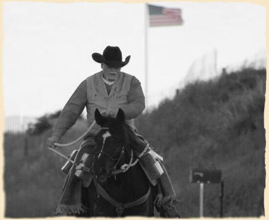 Greg Waggoner - Pony Express Re-ride