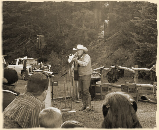 Greg Waggoner Singing